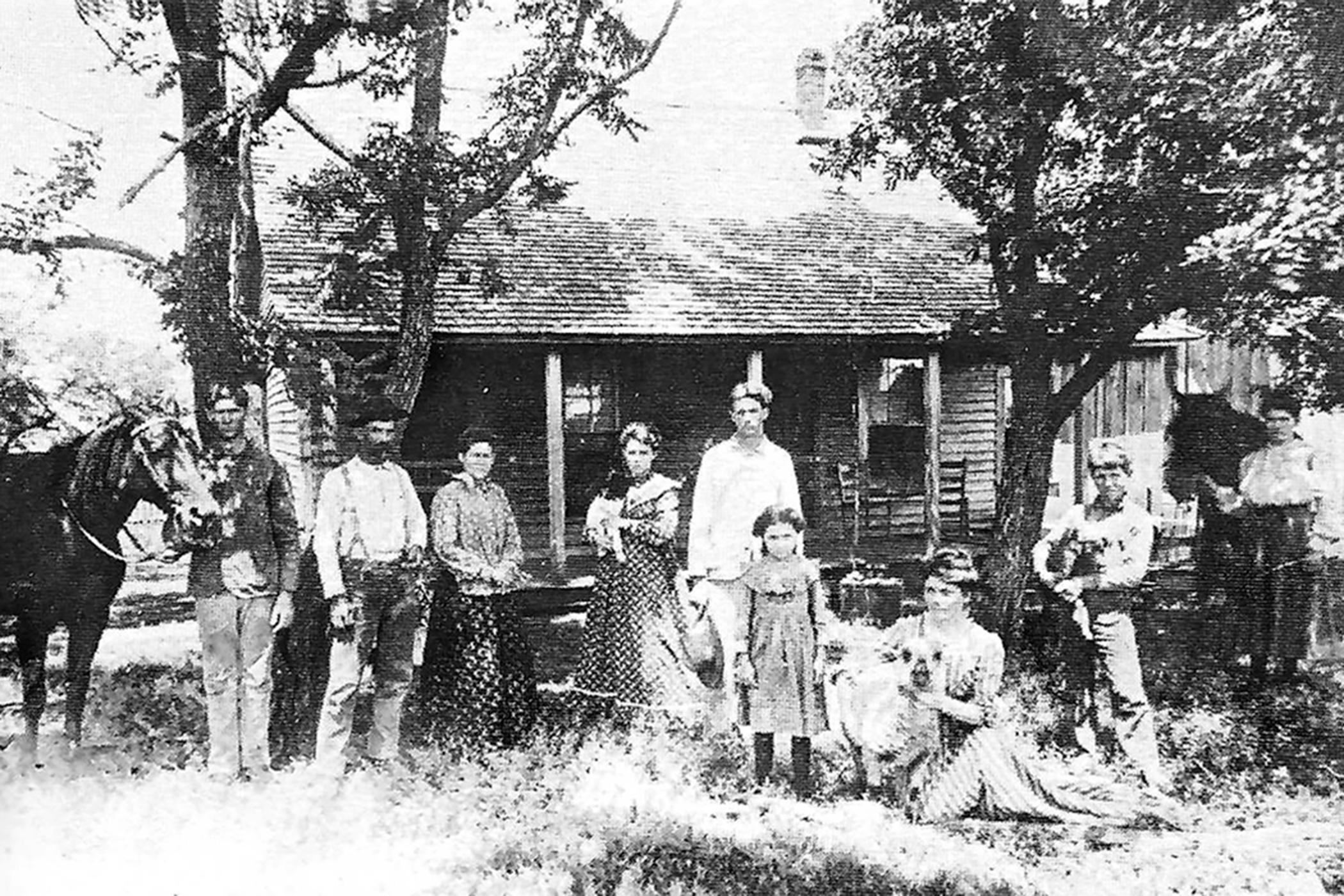 Frisco Texas History