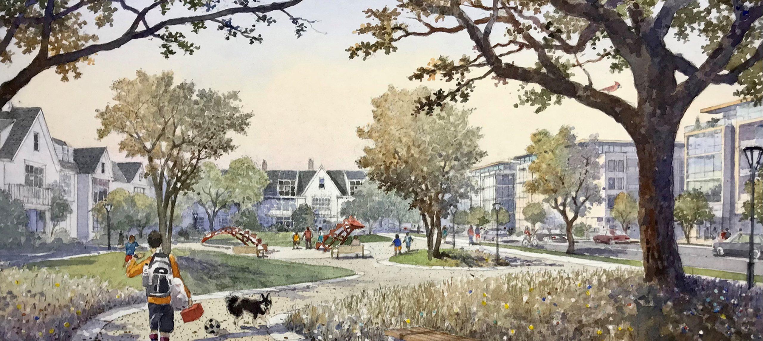 East Village rendering